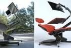 可随意调节角度的办公桌创意设计
