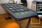 超大iPhone显示屏创意设计