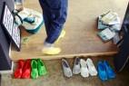 DIY胶拖鞋创意设计