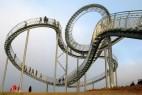 霸气过山车式楼梯创意设计