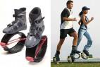 风靡日本弹力鞋创意设计