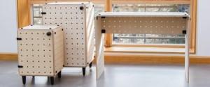 变化多端的洞洞家具创意设计