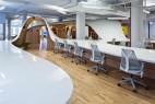 办公桌可以有多长?创意设计