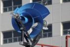 螺旋式静音小型风力发电机创意设计