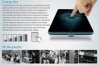 能量手机贴膜创意设计Energy Touch Power