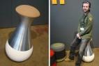 平衡凳子创意设计