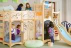 多功能儿童床创意设计