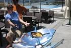 SolSource太阳能灶创意,户外做饭的神器创