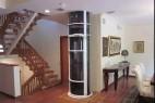 家用气压驱动电梯创意设计