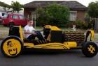乐高积木汽车创意,可上路行驶