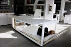 办公睡觉二合一的Nap Desk办公桌创意设计