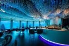 马尔代夫水中餐厅创意设计