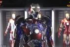 漫威官方正版钢铁侠可穿戴盔甲面世,售价250万人民币!