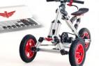 diy儿童车创意,可随孩子成长而变形
