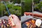 创意十足烧烤鱼竿创意设计