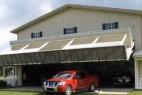 隐蔽的车库创意设计
