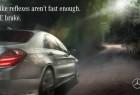 奔驰广告创意设计遭捷豹调戏