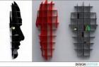 头像书架创意设计