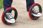 环形溜冰鞋创意设计