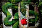 巨型街头绘画创意设计