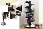 螺旋书架创意设计