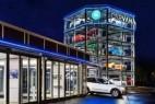 创意广告:马云将开无人汽车自动贩卖店