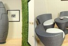 组合橄榄沙发创意设计