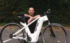 全球首款氢燃料电动自行车创意设计