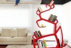 树形书架创意设计