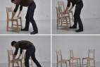 三合一交错椅创意设计