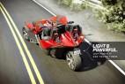 超酷三轮跑车创意,Slingshot创意设计