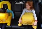 充气式儿童安全座椅创意设计