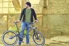 通用型自行车可调车架创意设计
