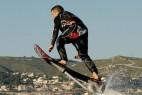flyboard—超拉风水动力喷射滑板创意设计