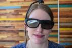 可训练专注力的智能眼镜创意设计